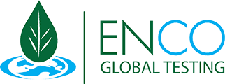 enco global testing logo